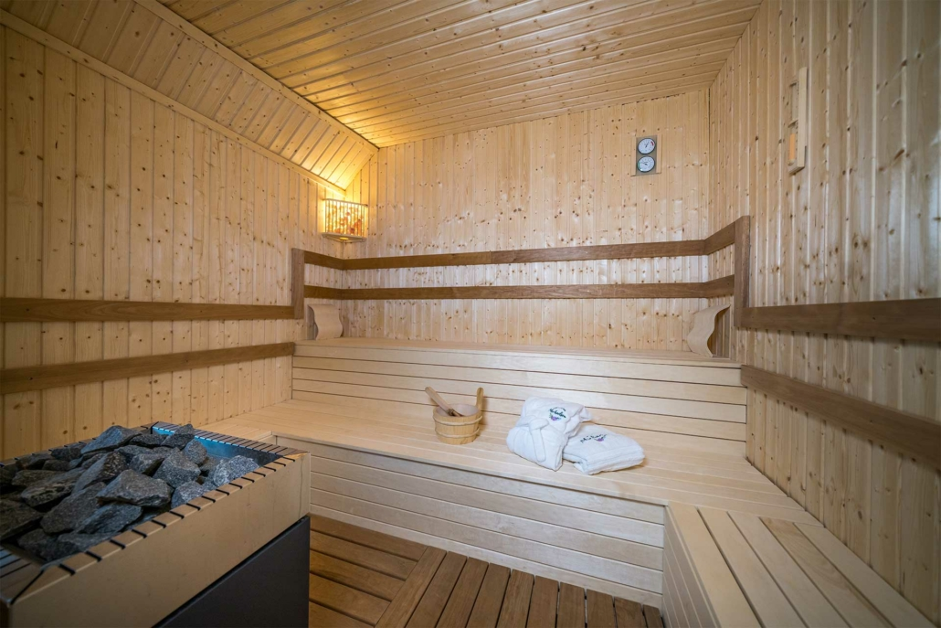 Sauna - Insellandhotel-Michaelsen